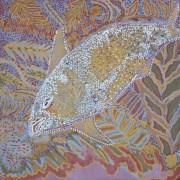 WG K130240 Mary Garday, Aru and Jelagu 45x45cm