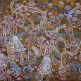 K00116-15 Betty Bundamurra The Traditional dance 60 x 80 cm _website