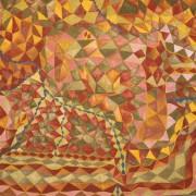 BW456113 Ben Ward Yardungall Dingo Dreaming 100x140cm