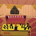 ME00006 Martins orchestra Sydney Opera House 76 x 102cm