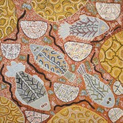 K0048-14 Betty Bundamurra Barramundi 76x76cm_website